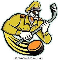 army-general-ice-hockey-MASCOT