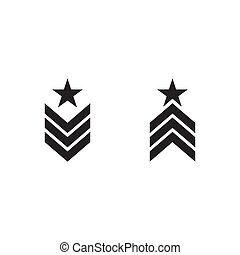 army military vector icon