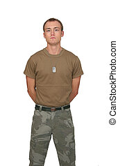 army soldier guy