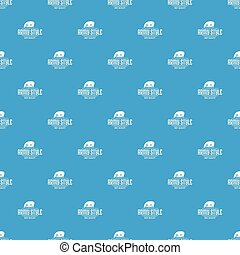 Army style pattern vector seamless blue repeat for any use