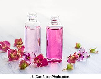 aromático, aceites esenciales