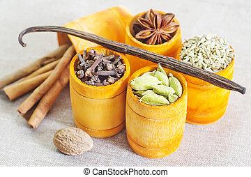 aroma, krydderi