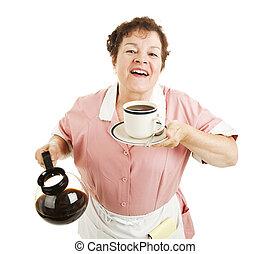 Aroma of Fresh Coffee