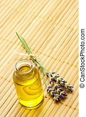 Aroma Oil with Lavender