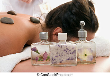Aroma Products day spa - Assorted decorative scented...