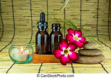 aromathérapie, huile essentielle