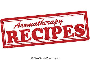 aromathérapie, recettes