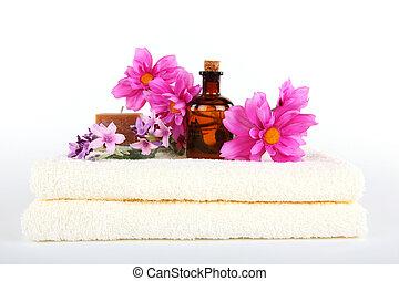 aromatherapy オイル, マッサージ