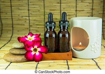 aromatherapy, aceite esencial
