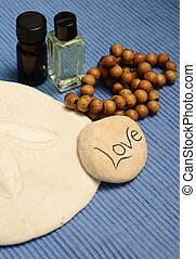 aromatherapy and love