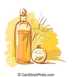aromatherapy, assortiment