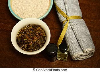 aromatherapy at spa
