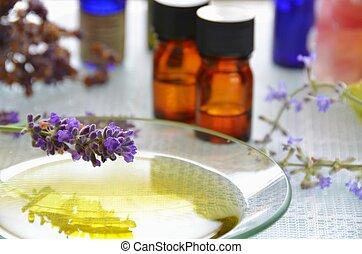 aromatherapy, behandeling