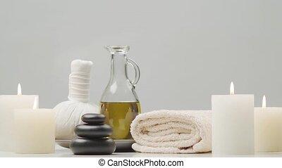 aromatherapy., bien-être, composition., masage, spa,...