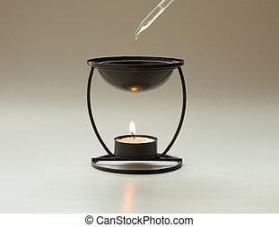 aromatherapy brander