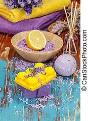 aromatherapy, citroen, keukenkruiden