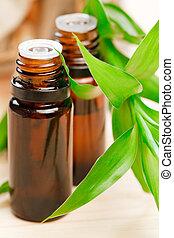 Aromatherapy concept