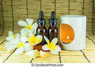 aromatherapy, essentiële olie