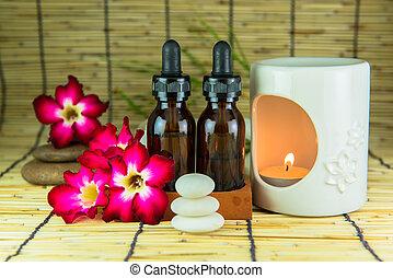 Aromatherapy essential oil
