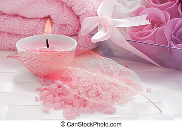 aromatherapy, jogo, spa