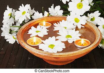 aromatherapy, kom, aroma