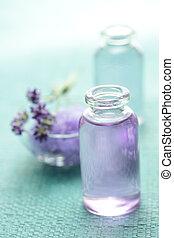 aromatherapy lubrifica, e, lavanda