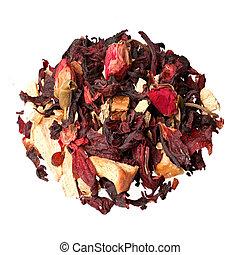 Aromatherapy potpourri mix of dried aromatic flowers.