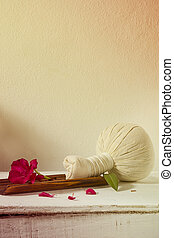 aromatherapy, set, spa