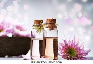 aromatherapy , spa.