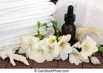 aromatherapy, spa behandeling