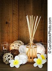 Aromatherapy Spa Still Life