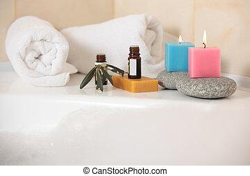 aromatherapy, stilleven