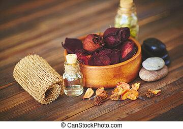 aromatherapy, voorwerpen
