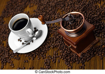 Aromatic Coffee