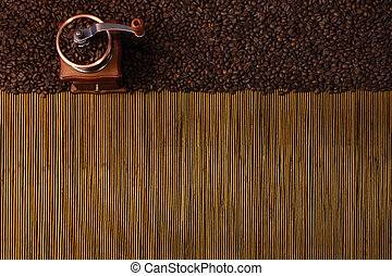 Aromatic Coffee background
