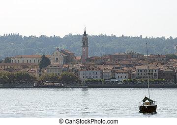 Arona Lake Maggiore