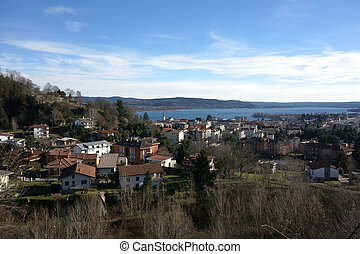 Arona Town overview