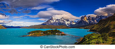 Around Chilean Patagonia - Breathtaking Views Await You at...