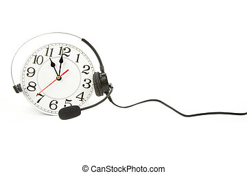 around the clock support