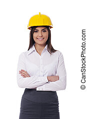 arquitecto, mujer