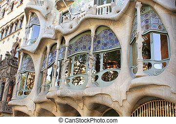 arquitectura, barcelona