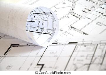 arquitectura, composición