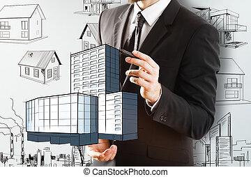 arquitectura, concepto