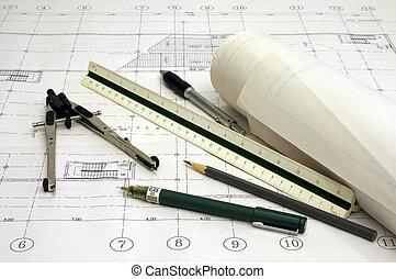 arquitectura, planes