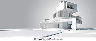 arquitetura, modelo