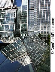 arquitetura moderna, abstratos