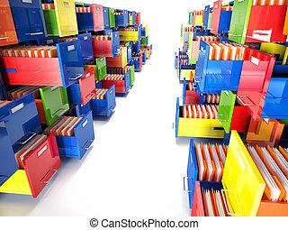 arquive gabinete