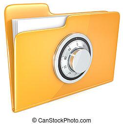 arquivo, protection.