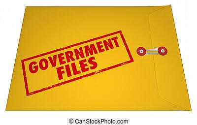 arquivos, confidencial, governo, segredos, classificado,...