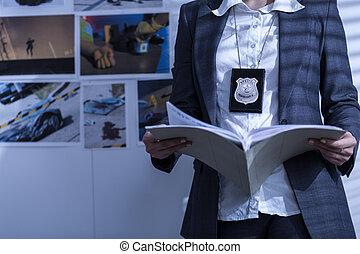 arquivos, documentos, revisar